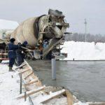 бетон зимой стройкомплектбетон калининград